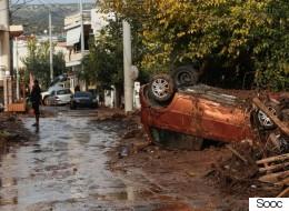 Οι 9 περιοχές της Αττικής που κινδυνεύουν από πλημμύρες