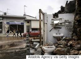 Στις 770 οι διενεργηθείσες αυτοψίες σε Μάνδρα και Νέα Πέραμο. 644 κτίρια χρήζουν αποζημίωσης