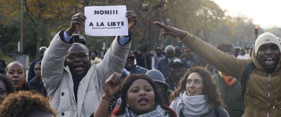 SLAVERY PARIS