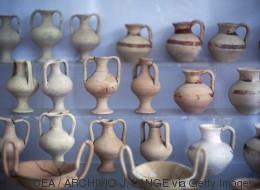 26 αρχαία αντικείμενα που είχαν απομακρυνθεί παράνομα κατά την Κατοχή, επιστρέφουν σπίτι τους