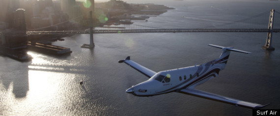 SURF AIR SILICON VALLEY