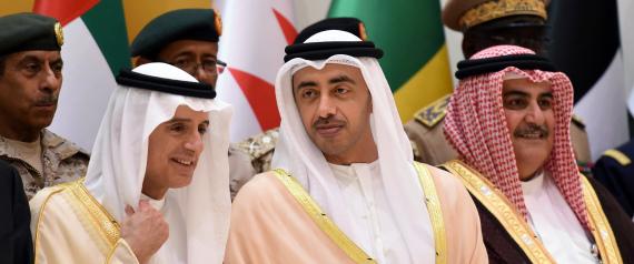 BAHRAIN UAE AND SAUDI ARABIA