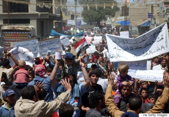 deraa syria 2011
