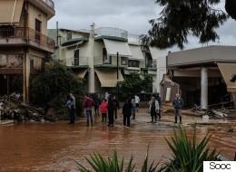 Ανακοινώθηκαν τα μέτρα για την ανακούφιση των πλημμυροπαθών
