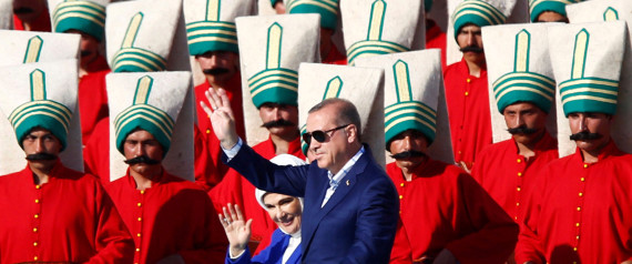 ERDOGAN WIFE