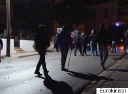 Επεισόδια μεταξύ ομάδας προσφύγων και μεταναστών και κατοίκων στη Χίο και ένταση στη Μόρια της Λέσβου