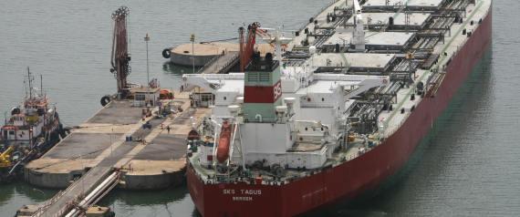 ALGIERS PORT OIL