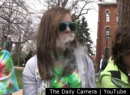 Colorado Boulder 420 Party
