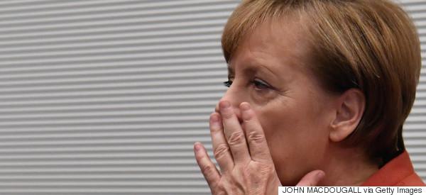 Μέρκελ: Καλύτερα νέες εκλογές παρά κυβέρνηση μειοψηφίας