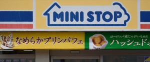 MINISTOP JAPAN