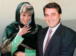 كادت أن تعتنق الإسلام من أجله.. الطبيب الباكستاني المسلم حبيب الأميرة ديانا السابق يعلن خطبته