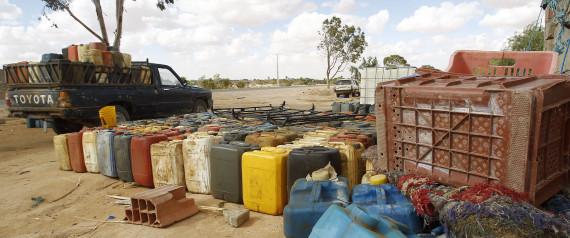 SMUGGLING LIBYA TUNISIA