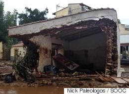 Αποζημιώσεις για τουλάχιστον 1.300 κτήρια σε Μάνδρα, Νέα Πέραμο και Ελευσίνα