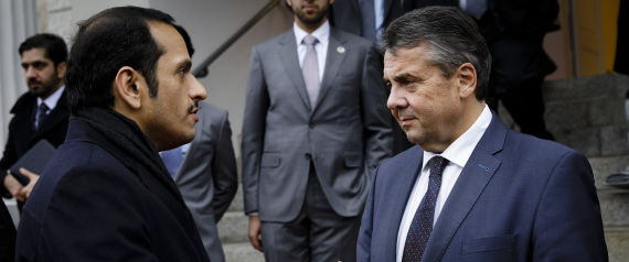 MINISTER FOR FOREIGN AFFAIRS OF QATAR AND MINISTER