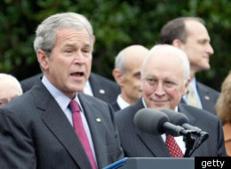 George W Bush Dick Cheney Torture