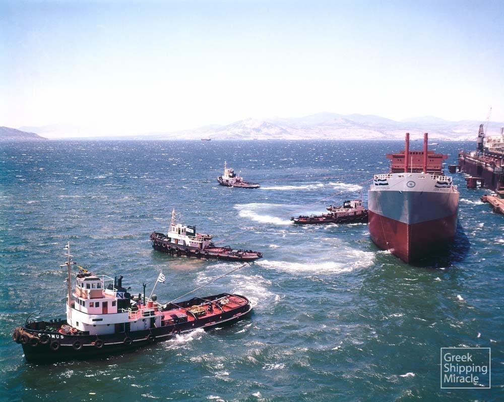 greek shipping miracle