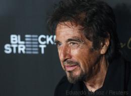 Ούτε ο ίδιος ο Scorsese δεν μπόρεσε να αναγνωρίσει τον Al Pacino στο πλατό της νέας τους ταινίας