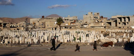 CEMETERY SYRIA
