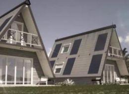 بيت قابل للطي يحتاج فقط 6 ساعات لبنائه بتكلفة رمزية