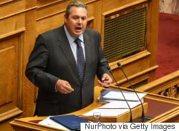 Τη Δευτέρα η συζήτηση για τα βλήματα στη Βουλή