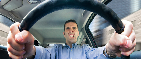 DRIVING ANGRY