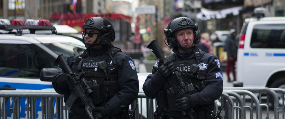 THE AMERICAN POLICE