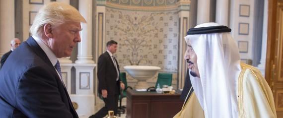 صفقة ترامب السعودية مبيعات الأسلحة n-TRUMP-BIN-SALMAN-large570.jpg
