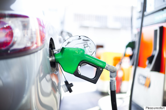 gas station fuel