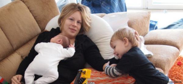 An alle, die uns Mütter kurz nach der Geburt besuchen - es gibt etwas, das ihr wissen solltet
