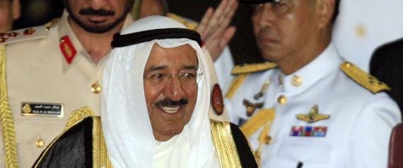 SHEIKH SABAH AL AHMAD AL JABER AL SABAH