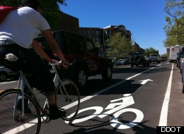 New Bike Lanes
