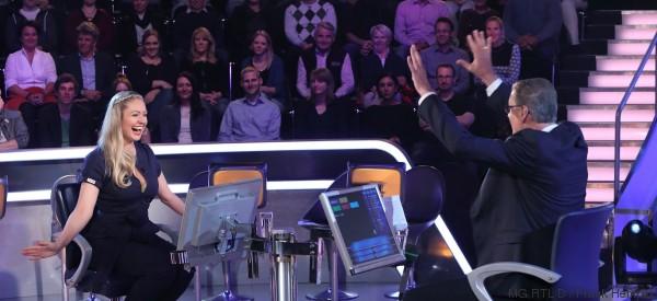 Günther Jauch nennt Ruth Moschner eine Sau – das Publikum reagiert empört
