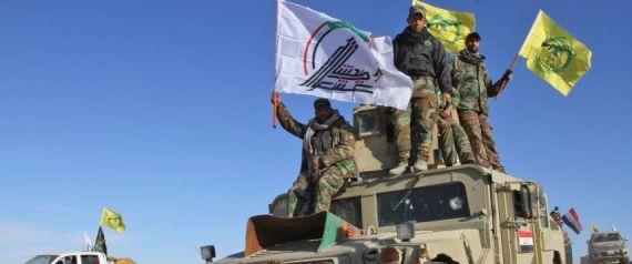 IRAQI SHIITE FIGHTER