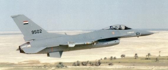 EGYPTIAN MILITARY AIRCRAFT