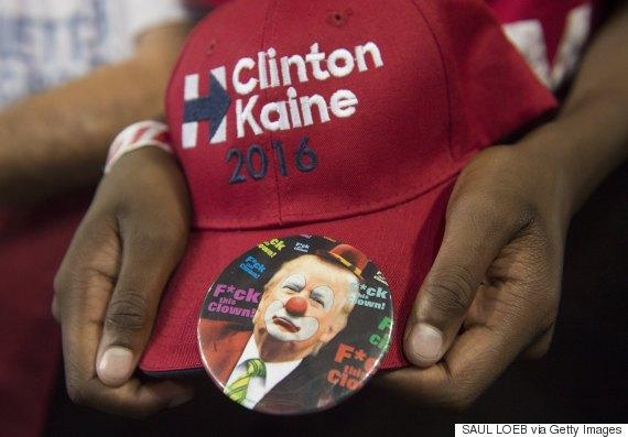 hillary clinton hat