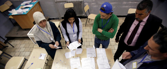 ELECTION ALGERIA