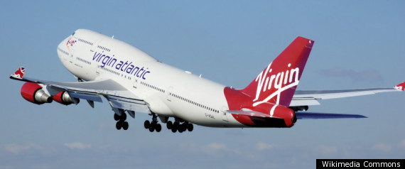 VIRGIN ATLANTIC EMPLOYEE QUITS