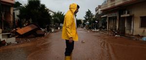 Floods Greece