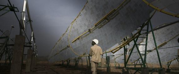 BURKINA FASO SOLAR