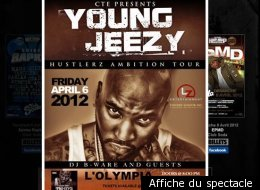 Young Jeezy Annulation Concert