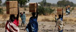 FAMINE AFRICA 2017