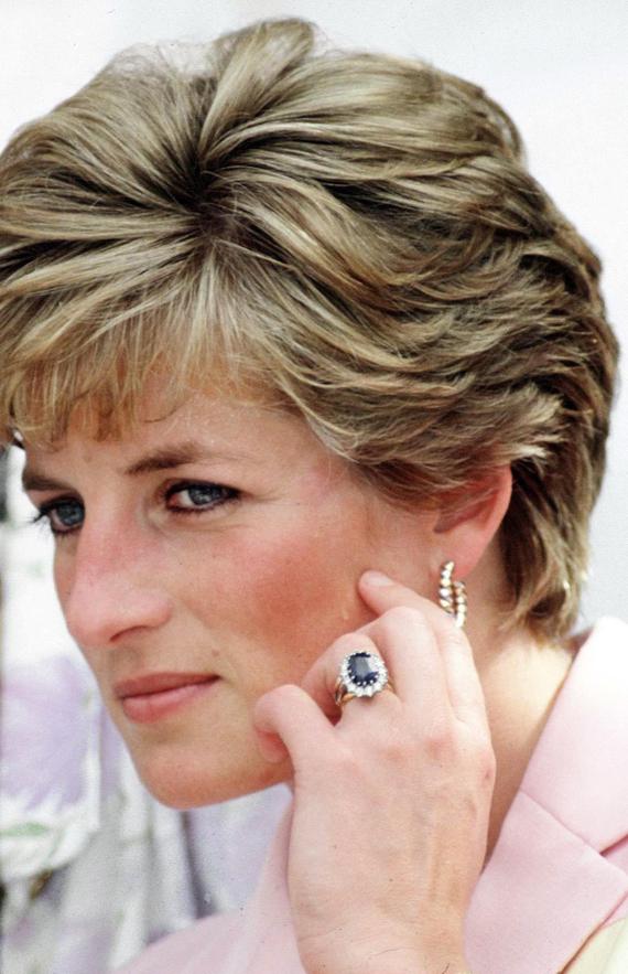 princess diana wedding ring