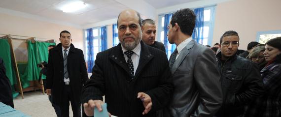 LOCAL ELECTIONS IN ALGERIA