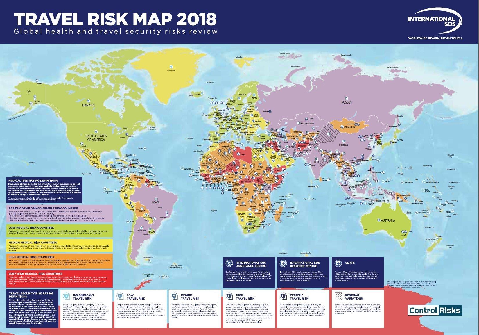 travel risk