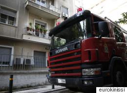Νεκρή ηλικιωμένη γυναίκα έπειτα από πυρκαγιά στο διαμέρισμά της στο κέντρο της Αθήνας