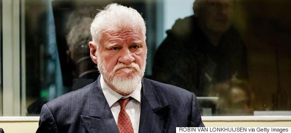 Διακοπή στη Χάγη: O Σλόμπονταν Πράλγιακ ισχυρίστηκε πως πήρε δηλητήριο