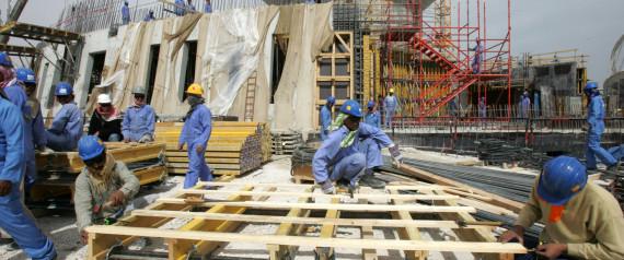 WORKING CONSTRUCTION QATAR