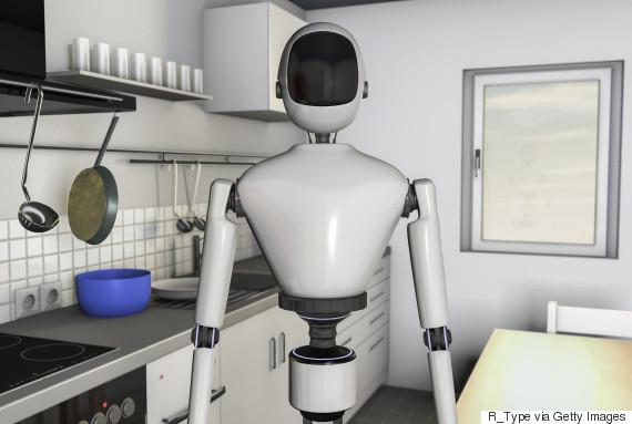 robot home