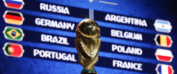 WORLD CUP DRAW