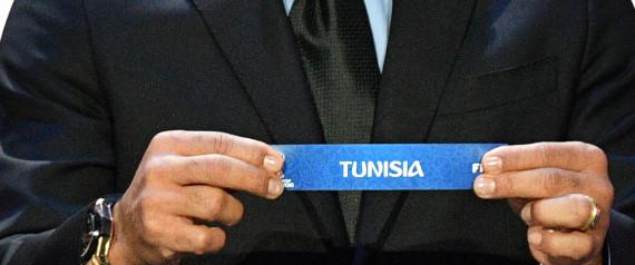 WORLD CUP DRAW TUNISIA